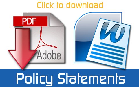 Policy-Statements