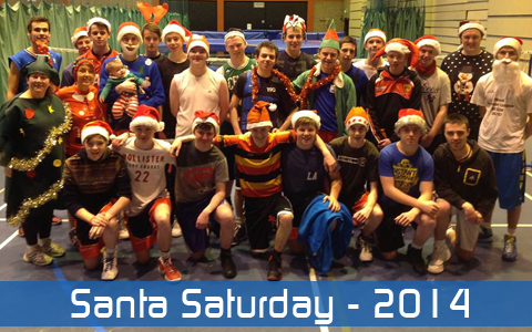Santa Saturday Gallery - 2014